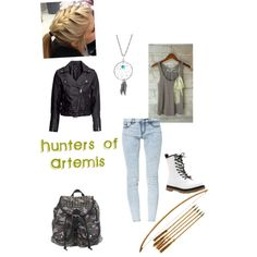 Hunters of Artemis...the bows would of course be silver :)
