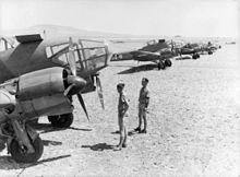 Des Potez 63.11 capturés durant la campagne de Syrie en 1941