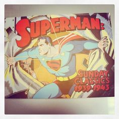 Superman Sunday Comics @ TYS Creative Sunday Paper, Great Love, Sunday Morning, Family Activities, Superman, America, Memories, Comics, Reading