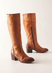 Women's Vintage-Look Boots