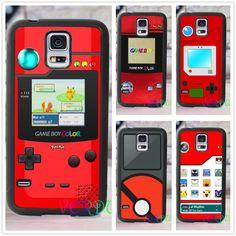 Pokemon Pokedex 6 fashion cover case for samsung galaxy s3 s4 s5 s6 s7 s6 edge s7 edge note 3 note 4 note 5 #qk163 #Affiliate