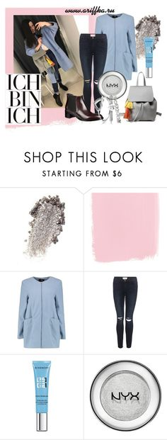 """""""My own style"""" by ariffka on Polyvore featuring мода, Boohoo, Frame, Givenchy и NYX"""
