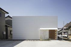 La maison par mA-style Architects à Toyokawa | DozoDomo