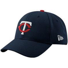 Minnesota Twins New Era Youth Pinch Hitter Adjustable Hat - Navy - $14.99