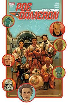 By: Dominic Jones Marvel comics announced today that the Star Wars: Poe Dameron ongoing comic book series will be coming to an end . Phil Noto, Comic Book List, Comic Book Covers, Star Wars Books, Star Wars Art, Marvel Comic Books, Marvel Comics, The Wicked The Divine, Arte Nerd