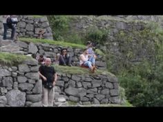 One Direction en Machu Picchu 2014 #WWAT #PERU #CUSCO - YouTube