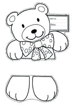 Teddy Bears Worksheets And Dots On Pinterest