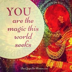 Yes ..remember, YOU are made of stardust.