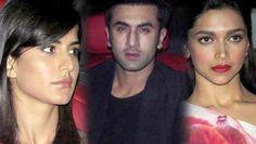 Ranbir Kapoor Sidelines Deepika Padukone For Katrina Kaif - Video Dailymotion