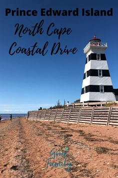 This North Cape Coastal Drive itinerary along winding coastal roads features magnificent scenery and one-of-a-kind attractions for a fun PEI road trip with 10 recommendations for things to do en route. All Family, Family Travel, Family Vacations, Canadian Travel, Canadian Rockies, Canada Destinations, Visit Canada, Prince Edward Island, Koh Tao