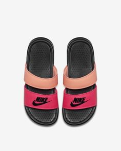 cheap for discount f9bf1 bd438 Nike Women s Slide Benassi Duo Ultra