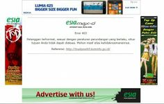 website broker forex diblokir