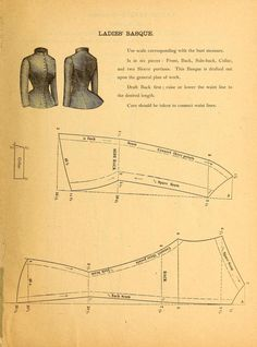 the national garment cutter book of diagrams g