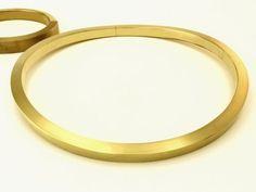 Gold Halsreifen - 4020/7