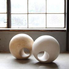 Sphere Seats / Sculptures - May Furniture Co.