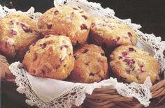 Ocean Spray Cranberry Muffins