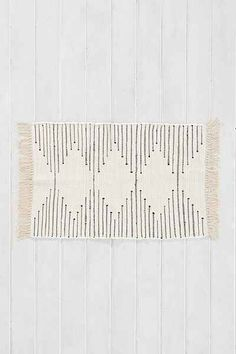 Plum & Bow Connected StripeRag Rug - Urban Outfitters | FAV