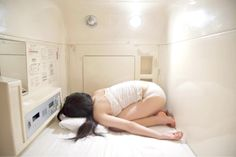 Japanese Hotel Room.