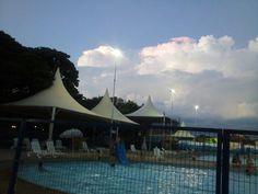 FOTOS DE ANDRADINA: Andradina Tênis Clube - ATC - fim de tarde. Foto: ...