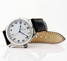 """STEINHART """"MARINE 38""""  Marine Watch - Art.Nr. M0506   400 €"""