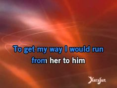 Karaoke Dance With My Father - Luther Vandross * - YouTube