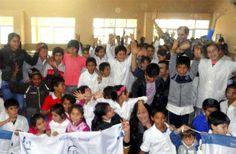Más de 500 niños y niñas disfrutaron de obras de títeres en Formosa La iniciativa tuvo lugar el 17 y 18 de junio pasados. Además se realizó un taller de manipulación de títeres con docentes, alumnos y representantes de organizaciones sociales.
