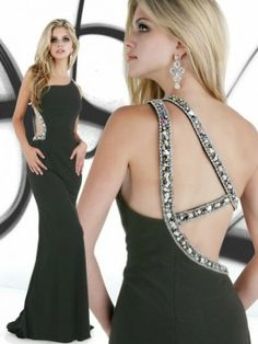 Charming Trumpet/Mermaid One-Shoulder Beading Sleeveless Dress