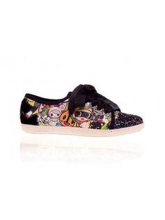 tokidoki x London Sole Moocher Sneakers