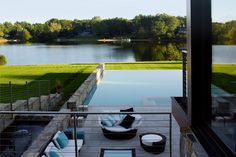 Austin Patterson Disston Architects   Portfolio   Contemporary   Lakefront Contemporary