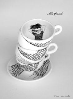 knitting ceramics - Martina Vanda