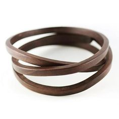 braceletes de madeira