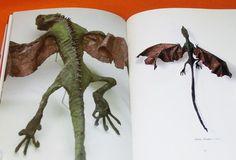 Cryptid Specimen book RARE monster,uma,dragon,cryptozoology,kaiju