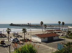 Oceanside, CA... can't wait to go to the pier again, and enjoy a Ruby's milkshake!