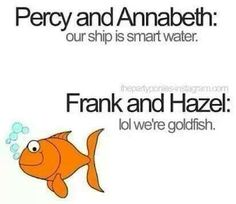 Smartwater and Goldfish! What has happened to this fandom? I blame it on all of the rickhangers…