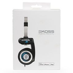 Amazon.com: Koss Porta Pro KTC Ultimate Portable Headphone for iPod, iPhone and iPad: Electronics