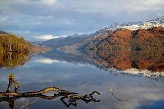 5. Озеро Лох-Ломонд