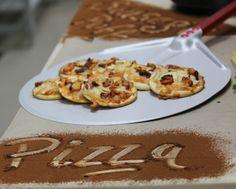 Freshly-Baked Pizza