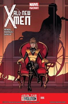 All New X-Men #6!