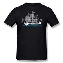Manica corta Casuale Cutter Pesce maglietta degli uomini di Vendita Caldo 100% Cotone tee shirts per uomo(China (Mainland))