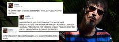 Taís Paranhos: Lobão afirma que não deixará o Brasil