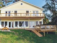 Beautiful Lake Michigan beachfront home - enjoy spectacular sunsets!