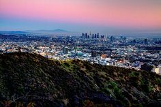 City Nights-Los Angeles