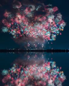 Each year, Japan puts on a spectacular fireworks festival.