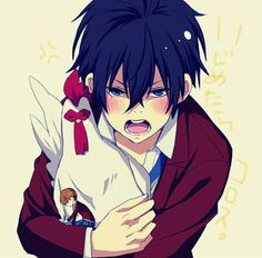 Tonari No Kaibutsu-kun My Little Monster I love this show I love this pic thank u for sharing this i love it so much My Little Monster, Little Monsters, Anime Chibi, Kawaii Anime, Manga Anime, Anime Art, Shizuku And Haru, Shizuku Mizutani, Awesome Anime