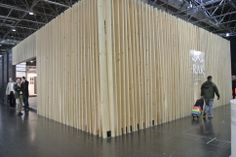 EUROSHOP 2014. pure wood. Plan on attending the next #euroshop on 5-9, March 2017 in Dusseldorf