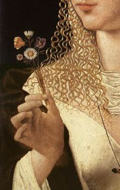 Bartolomeo Veneto, Portrait of a woman (Lucrezia Borgia), 1520-25