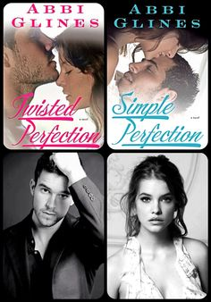 Twisted Perfection and Simple Perfection {Woods & Della's story}: books 4 and book 6 in Abbi Glines's Rosemary Beach series...written perfection!