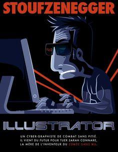 Illustrator - stoufetjeanouf.net