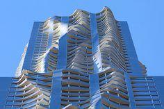 Frank Gehry - 8 Spruce Street - NY, NY residential tower