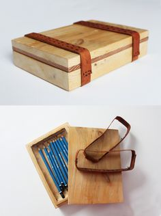 handmade pencil case found on tumblr, original source unknown (unless it is this tumblr?) #artsupplies #pencilcase